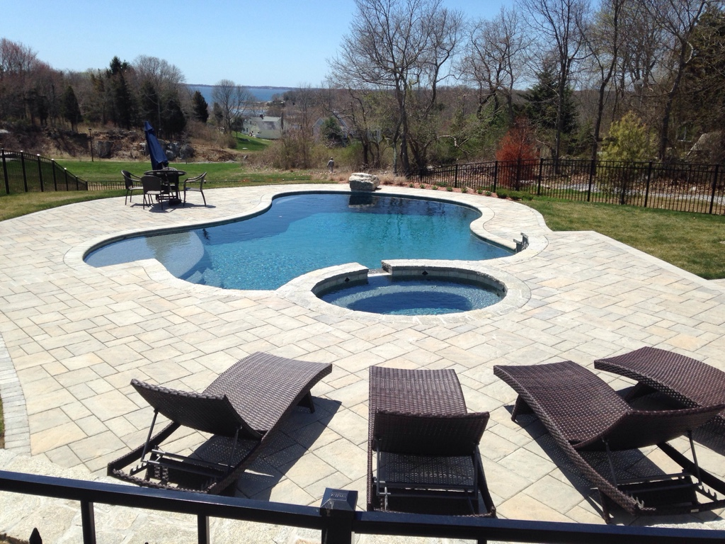 Swimming pool contractors farmington ct landmark for Swimming pool companies