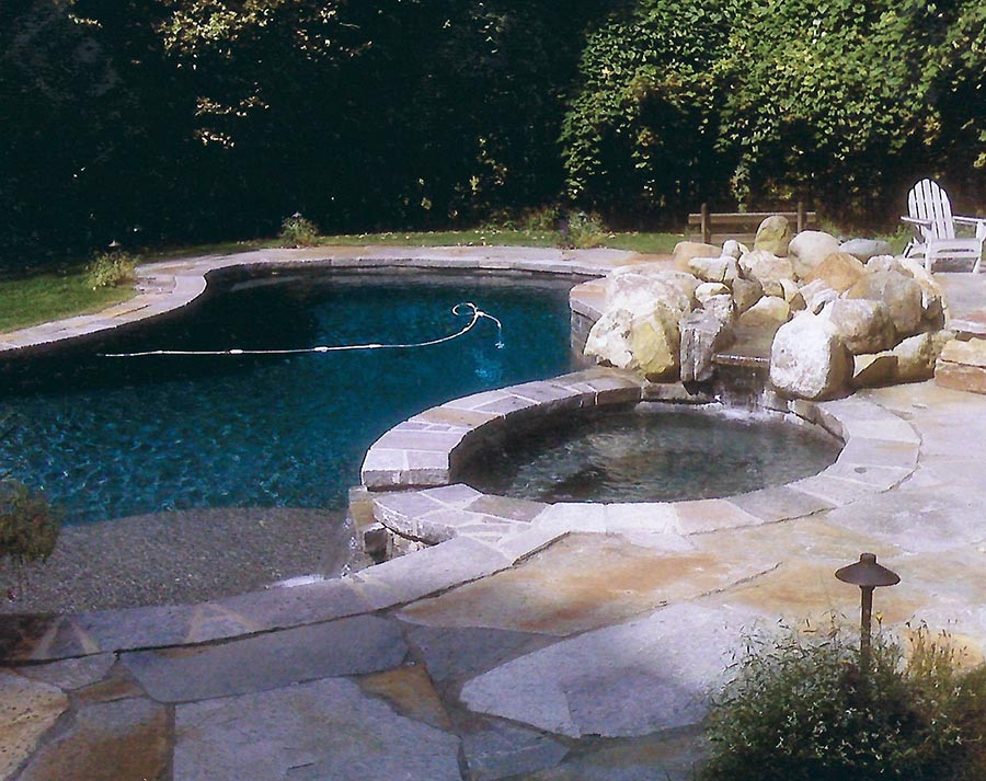 Swimming pool contractors west hartford ct landmark for In ground swimming pool contractors