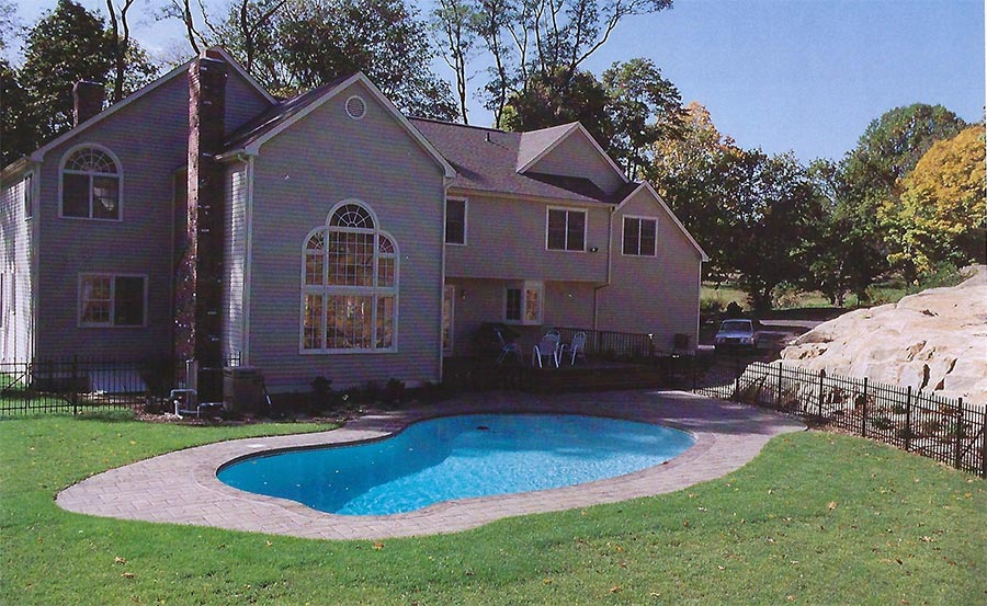 gunite pool contractors
